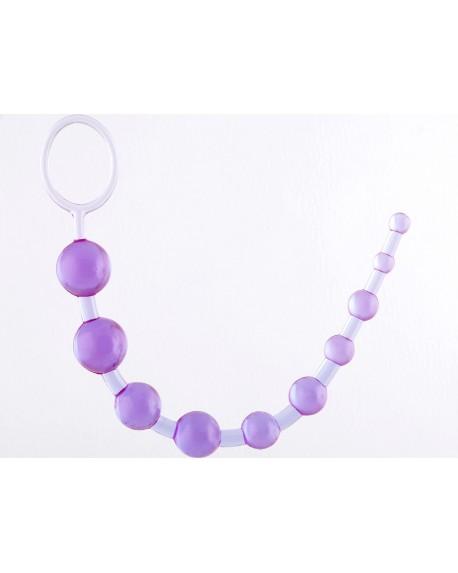 X-10 Beads Viola