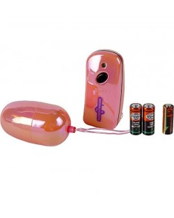 Ovulo Vibrante Wireless Rosa