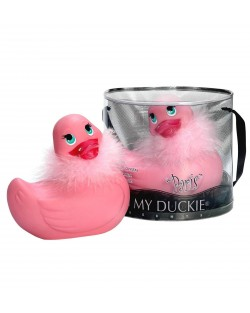 I Rub My Duckie Paris Rosa