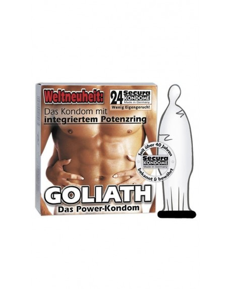 Goliath Preservativi 24pz