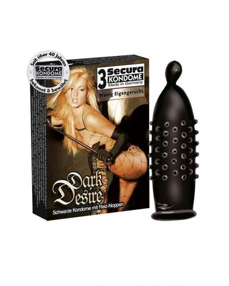 Dark Desire con Rilievi 3pz