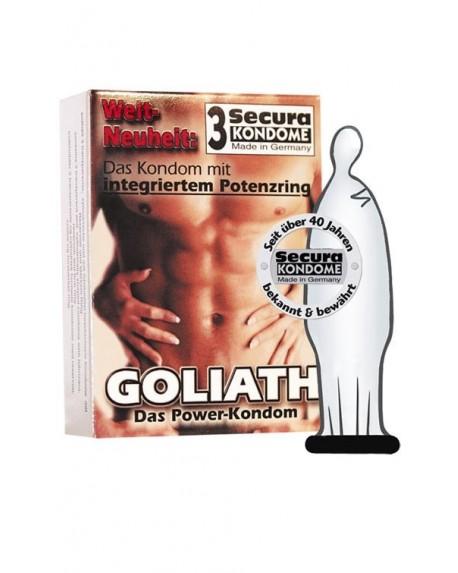 Goliath Preservativi 3pz