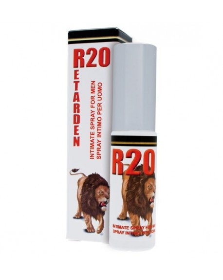 Retarden R20 Spray 20ml