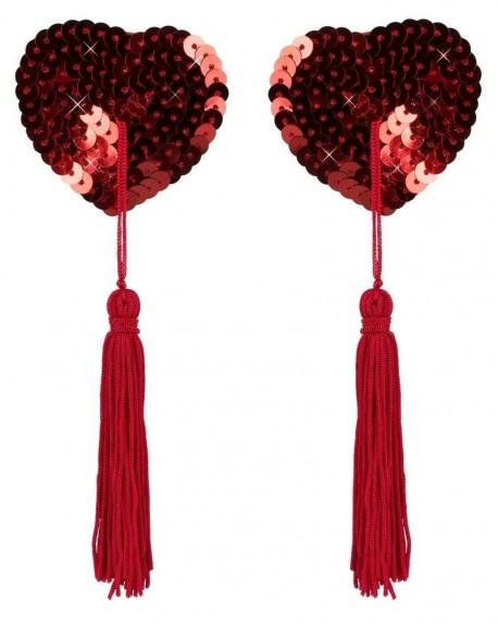 Copricapezzoli Rosso