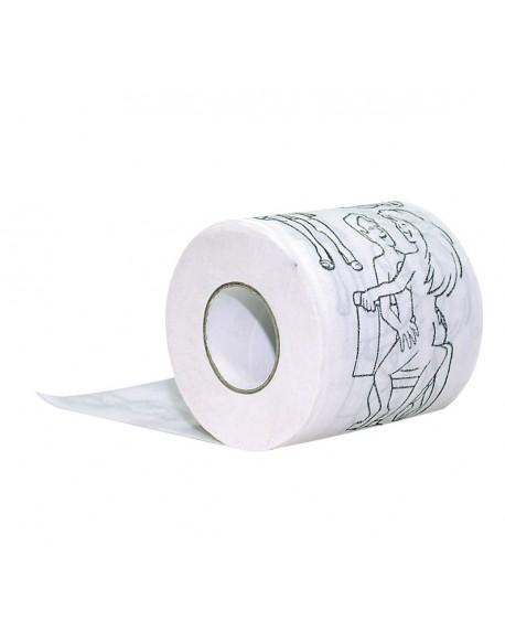 Carta Igienica Kamasutra Bianco