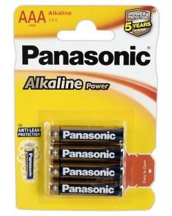 Batterie Ministilo AAA 4pz