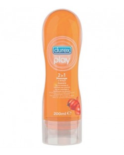 Durex Massage 2 in 1 200ml Guarana
