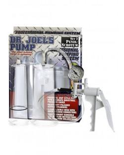 Dr. Joel's Pump Professional Trasparente