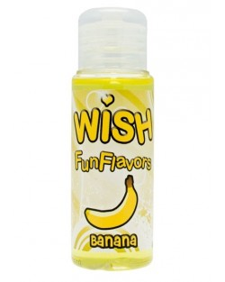 Wish Fun Flavors 50ml Banana