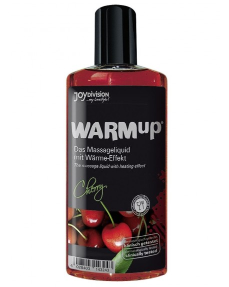 Lubrificante Warm-up Aroma Ciliegia 150ml