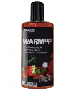 Lubrificante Warm-up Aroma Fragola 150ml