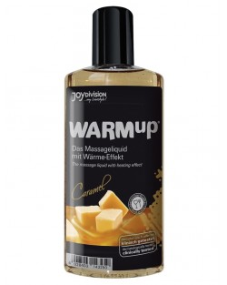Lubrificante Warm-up Aroma 150ml Caramello