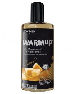 Lubrificante Warm-up Aroma 150ml Caramello