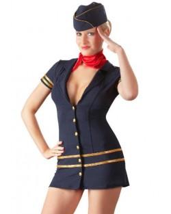Costume da Hostess Blu