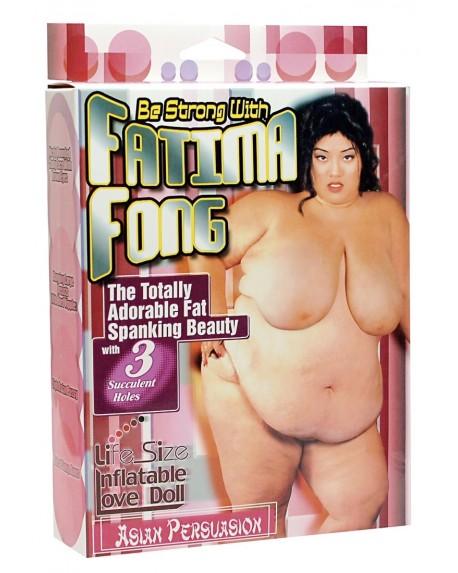 Fatima Fong Bambola Cicciona