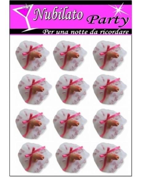 Spilla Sexy Nubilato Party Vari Colori