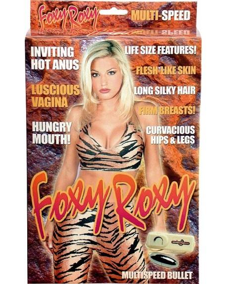 Foxy Roxy Sex Vibrante