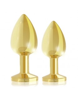 Set 2 Plug Luxury Oro