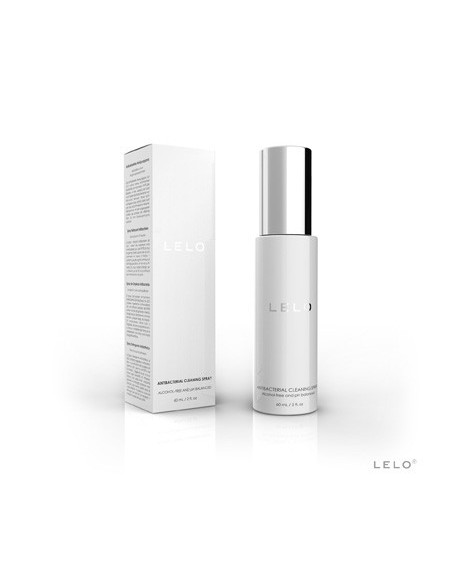 Lelo Detergente specifico per sex toy 60ml