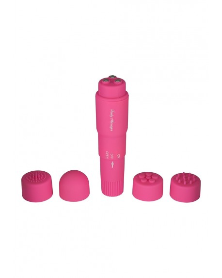 Funky Massager Stimola Clitoride Rosa