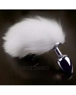 Coda di Coniglio Bianco Small