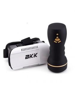 BKK - masturbatore con realtà virtuale Nero