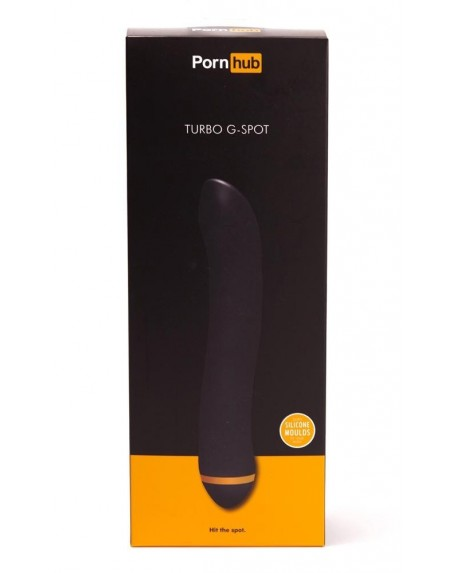 PORNHUB - Turbo G-Spot Vibrator Nero