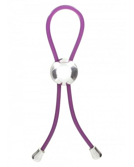 Anello Pene regolabile - Power X Ring Viola