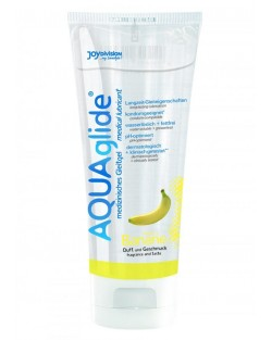 AquaGlide Gel 100ml Banana