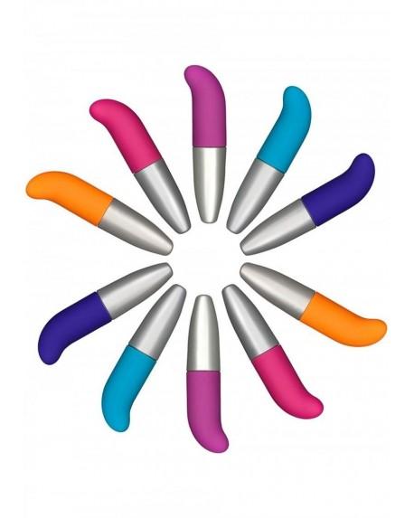 Mini Vibratore Funky Viberette G-Spot Vari Colori