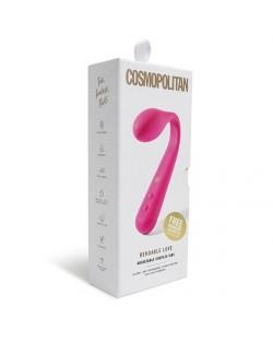 COSMOPOLITAN - Vibratore Flessibile Rosa