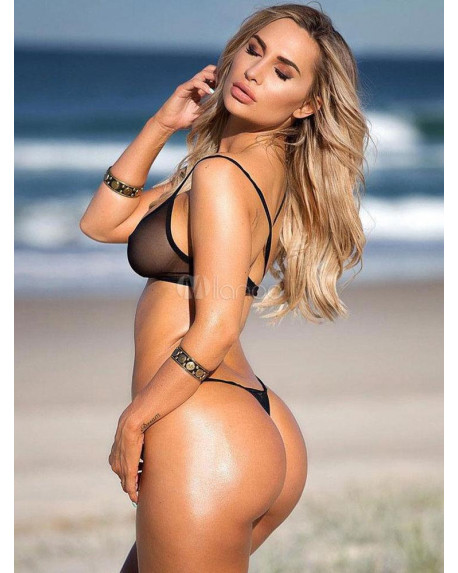 Bikini Malibu Nero