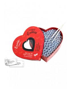 Heart/Corazon Erotic ENG/ES Rosso