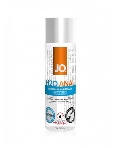 H2O Anal Lubricant Warming 60ml