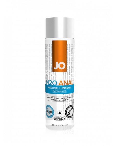 H2O Anal Lubricant 120ml