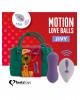 MOTION LOVE BALLS JIVY Viola