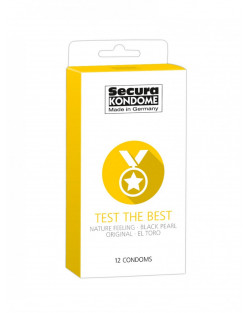 Secura Test the Best 12pz