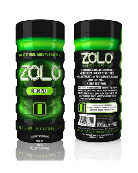 ZOLO ORIGINAL CUP Verde