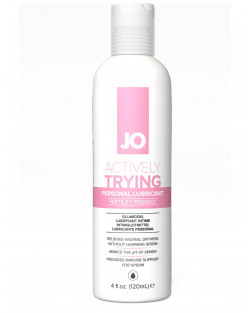 SYSTEM JO - ACTIVELY TRYING 120ml