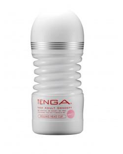 TENGA ROLLING HEAD CUP HARD Bianco