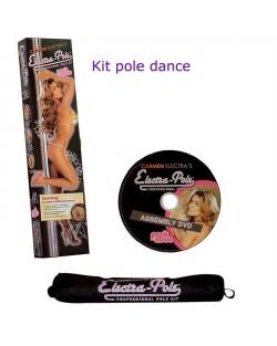 Palo Pole Dance Professional Argento
